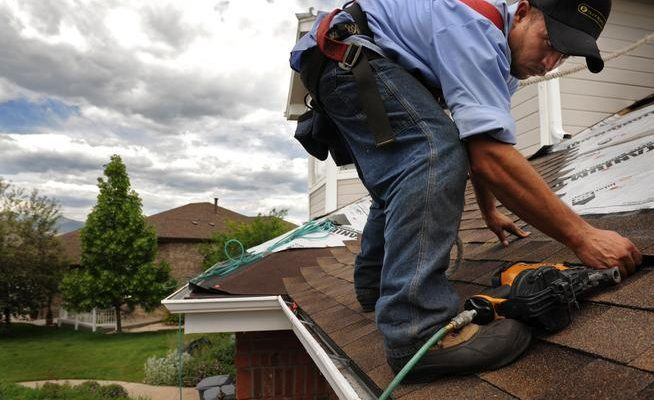 Roofer Weatherford TX