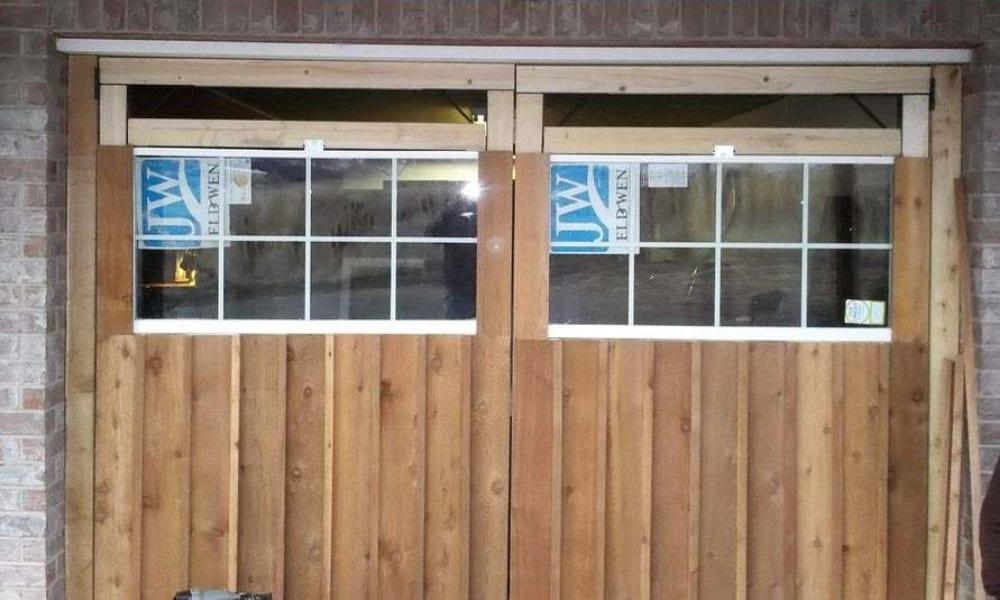 Garage Door Repair Saskatoon